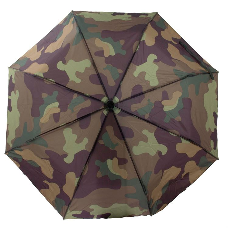 Camo Travel Umbrella