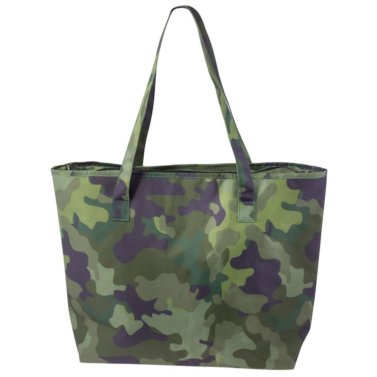 Insulated Cooler Bag in Camo