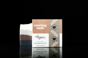 Soaring Suds Soaps In Michigan Scents and Colors