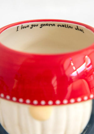 Love You Gnome Matter Coffee Mug