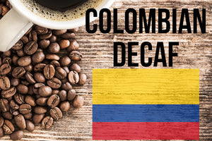 Wholesale - Colombian Decaf