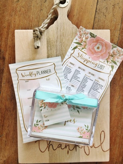 Vintage Mason Jar Recipe Box