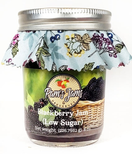 Blackberry Jam 8 oz.