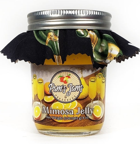 Mimosa Jelly  8 oz.