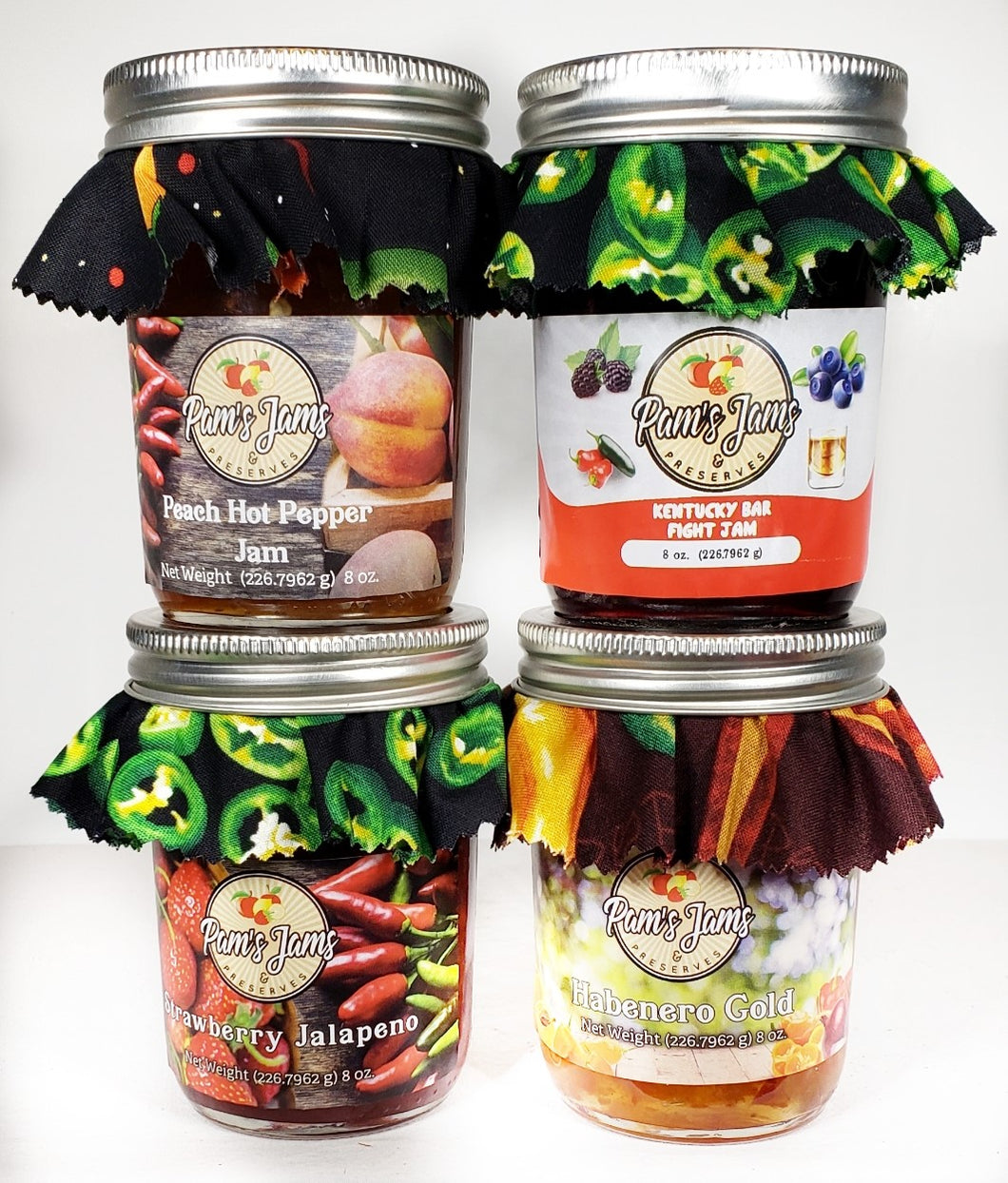 Pepper Jam Bundle of Four