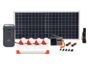 d.light x850 solar home system