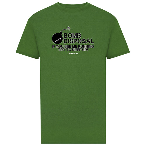 Bomb Disposal - Light Green