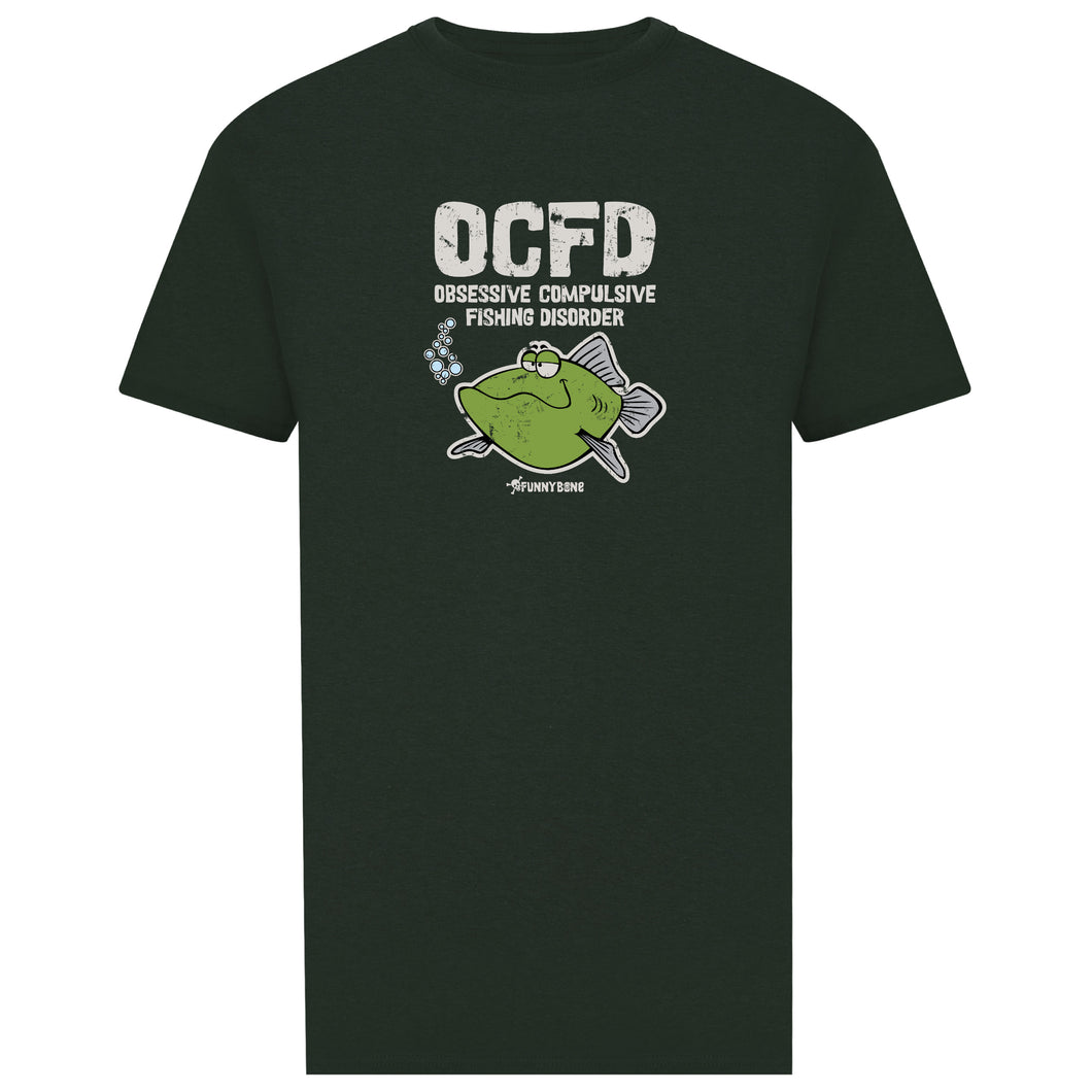 Fishing OCFD - Dark Green