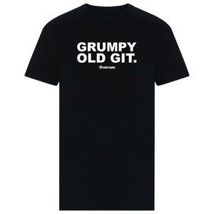 Grumpy Old Git - Black
