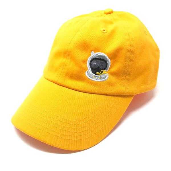 Dad Hat - Gold SSG Helmet