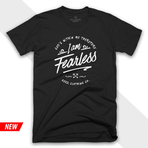 I'm Fearless Tee