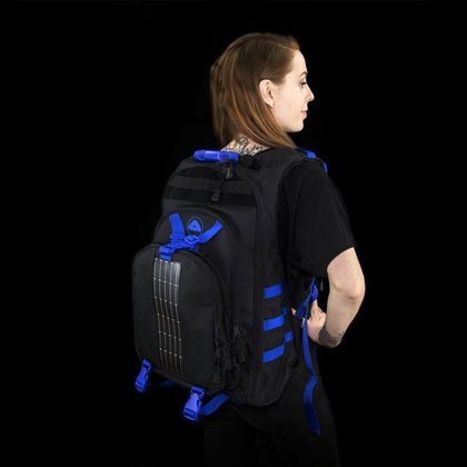 SOLAR BACKPACKS