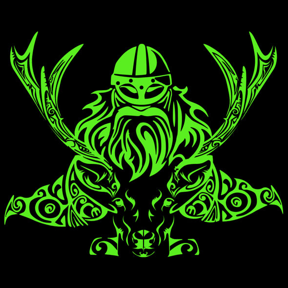 Forest Viking T-Shirt