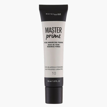 Master Prime Foundation Primer (Various Shades) - 10 | Cosmetics Diary