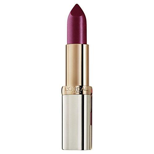 L'Oreal Paris Color Riche Lipstick - Intense Plum #374 -  | Cosmetics Diary