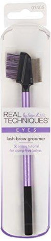 Real Techniques Lash-Brow Groomer - Cosmetics Diary
