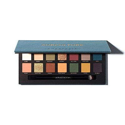 Anastasia Beverly Hills Subculture 14 Color eyeshadow Palette -  | Cosmetics Diary