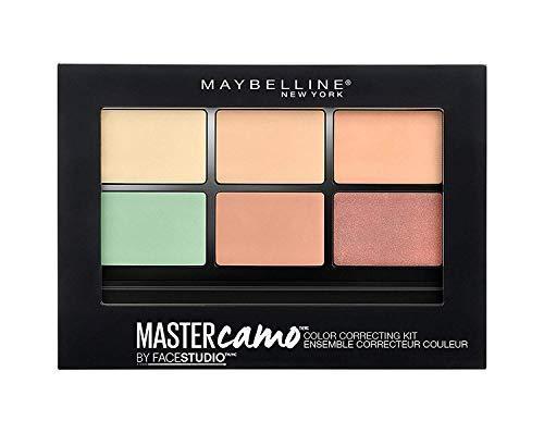 Maybelline New York Master Camo Concealer Palette - Light 1 - Cosmetics Diary
