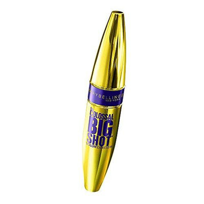 Maybelline New York Volum' Express The Colossal Big Shot Washable Mascara -  | Cosmetics Diary