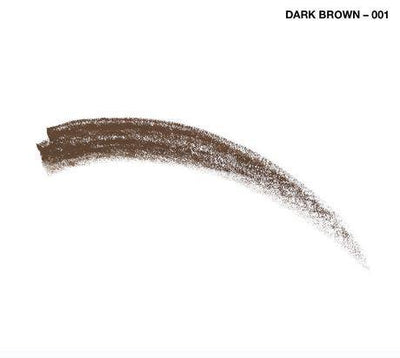 Rimmel London Professional Eyebrow Pencil - 001 Dark Brown | Cosmetics Diary