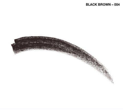 Rimmel London Professional Eyebrow Pencil - 004 Black Brown | Cosmetics Diary