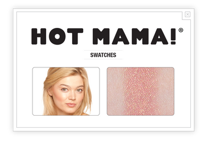theBalm Hot Mama! Shadow/blush -  | Cosmetics Diary