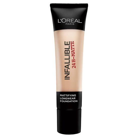 L'Oreal Paris Infallible 24H Matte Foundation - 11 Vanilla -  | Cosmetics Diary