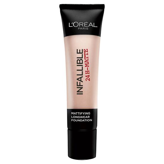 L'Oreal Paris Infallible 24H Matte Foundation - 13 Rose Beige -  | Cosmetics Diary