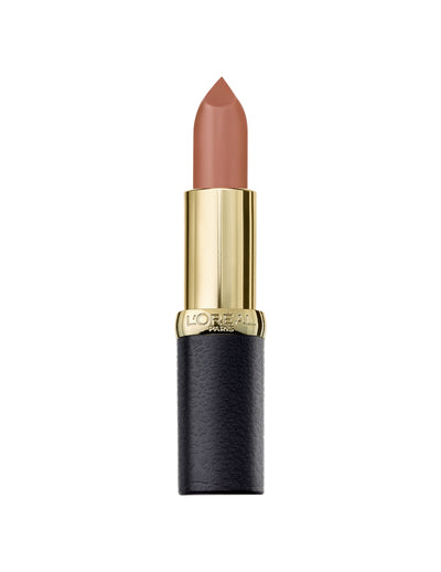 L'Oreal Paris Color Riche Matte Addiction Lipstick (Various Shades) - Greige Perfecto - 634 | Cosmetics Diary