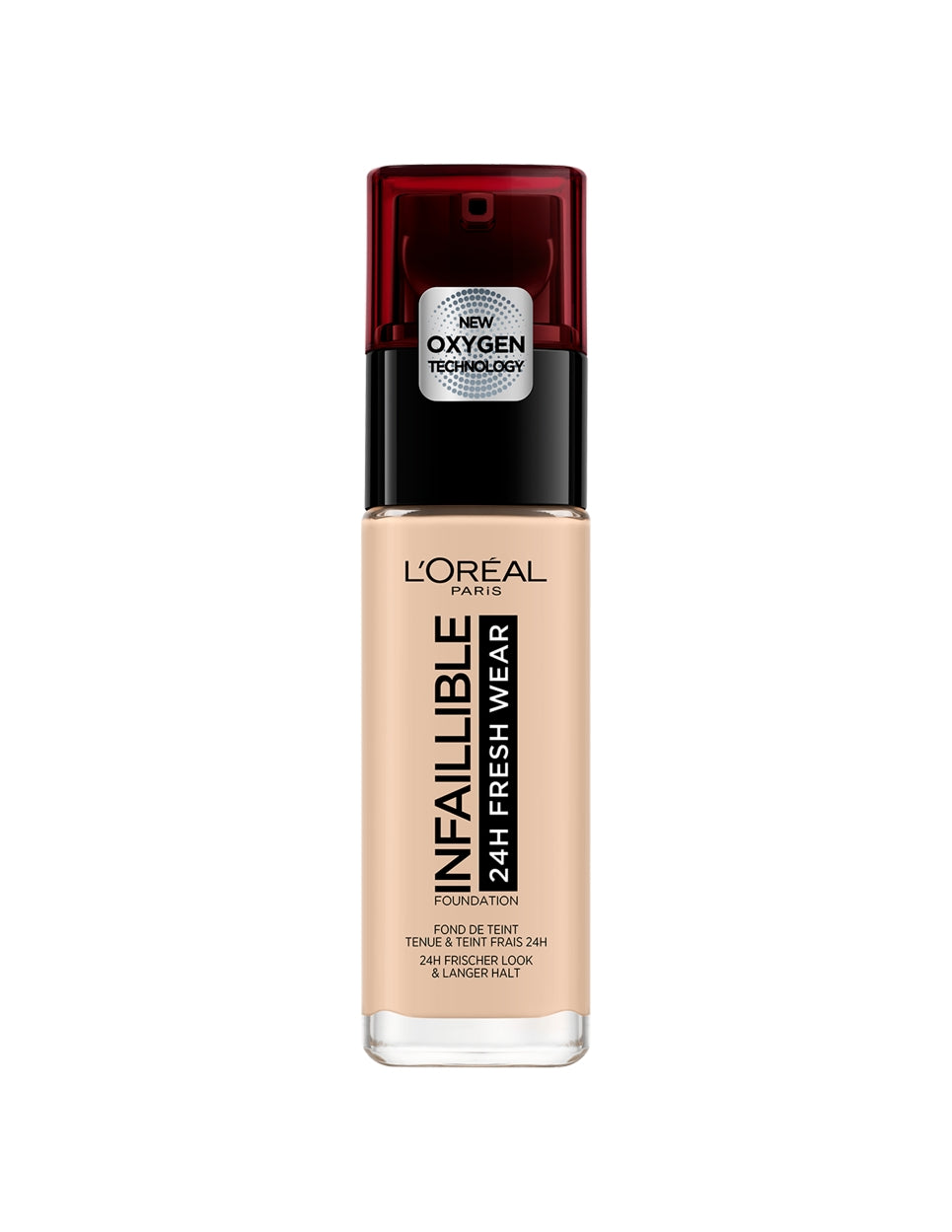 L'Oreal Paris Infallible 24H Foundation - 120 Vanilla | Cosmetics Diary