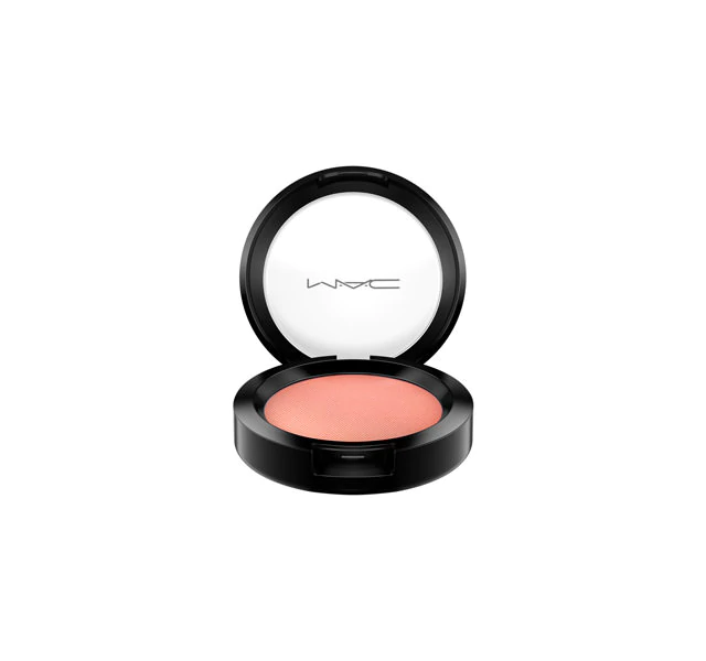 MAC Sheertone Powder Blush - Peaches -  | Cosmetics Diary