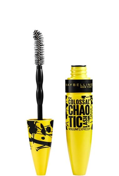 Maybelline New York Colossal Go Chaotic Volum'Express - Blackiest Black -  | Cosmetics Diary