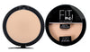 Maybelline New York Fit Me Matte + Poreless Powder - Natural Beige 220 | Cosmetics Diary