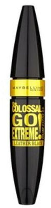 Maybelline New York Volum Express The Colossal Go Extreme Mascara - Leather Black -  | Cosmetics Diary