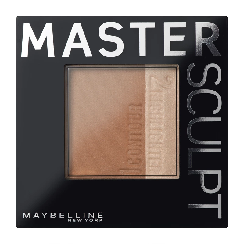 Maybelline New York Master Sculpt Contouring Palette - Light/Medium | Cosmetics Diary