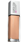 Maybelline New York Superstay 24HR Foundation - 21 Nude Beige | Cosmetics Diary