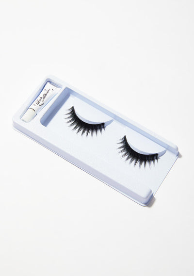 NYX Professional Makeup Fabulous Lashes & Glue - Gorgeous EL119 - Cosmetics Diary