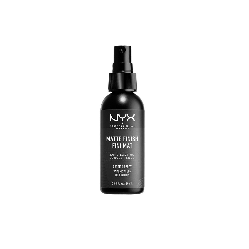 NYX Professional Makeup Makeup Setting Spray Matte Finish Long Lasting