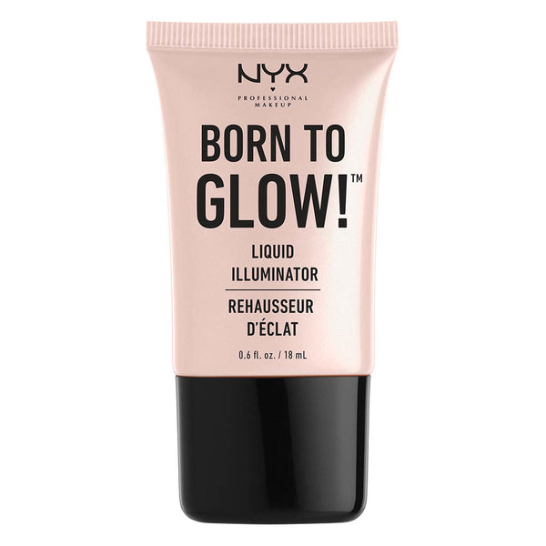 NYX Professional Makeup Born To Glow Liquid Illuminator - Sunbeam - Cosmetics Diary