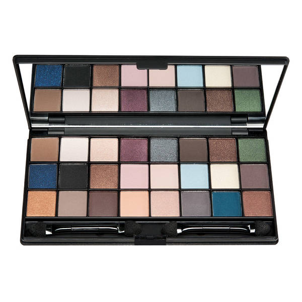NYX Professional Makeup Wicked Dreams Collection Eyeshadow