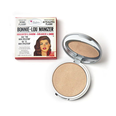 theBalm Bonnie-Lou Manizer highlighter & shadow - Cosmetics Diary