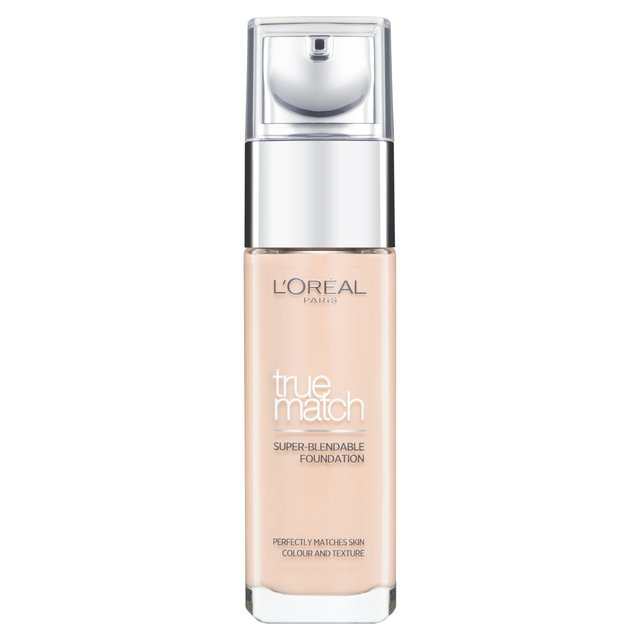 L'Oreal Paris True Match Liquid Foundation - 2.R / 2.C Rose Vanilla - Cosmetics Diary