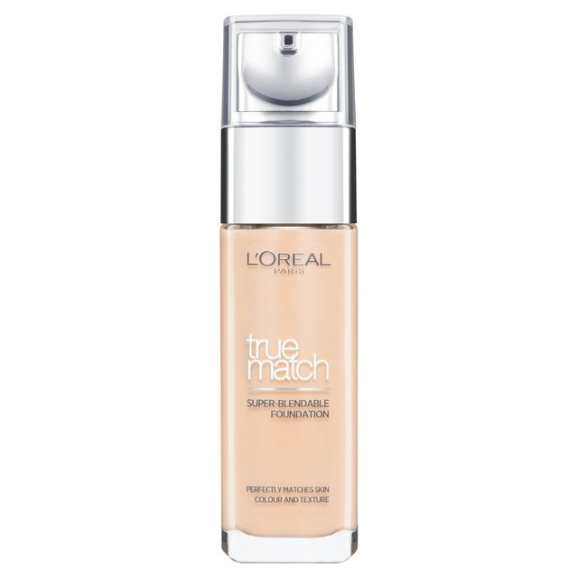 L'Oreal Paris True Match Liquid Foundation - 3.R/3.C Rose Beige -  | Cosmetics Diary