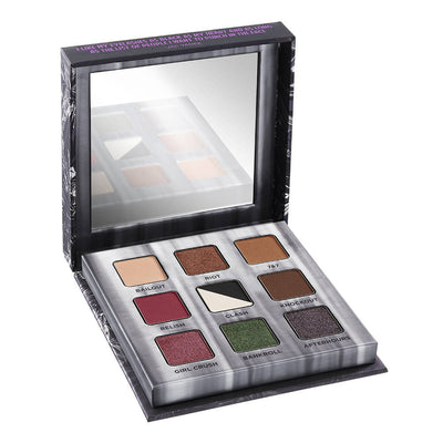 Urban Decay TROUBLEMAKER Eyeshadow Palette + Mascara - Cosmetics Diary