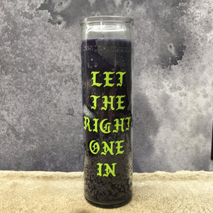 Let The Right One In candle