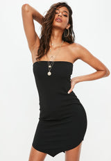 Say Hello Strapless Bandage Mini Dress - DIOR BELLA