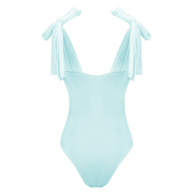 Kingston Babe Tulle One Piece Swimsuit - DIOR BELLA