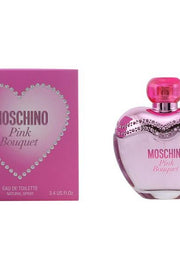 Women's Perfume Pink Bouquet Moschino EDT - DIOR BELLA