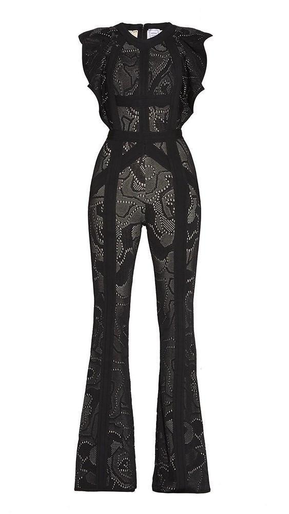 The Believer Black Bandage Jumpsuit - DIOR BELLA