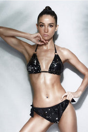 Susana Sequins Two Piece Swimsuit - DIOR BELLA